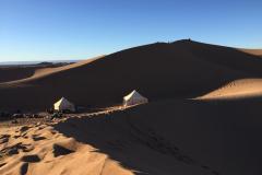bivouac-desert